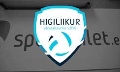 Higiliikur Volleyball 2016 - Spordipilet.ee Firmasport